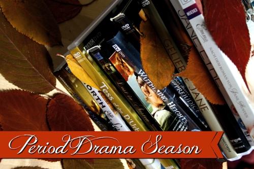 PDS - Period Drama Season